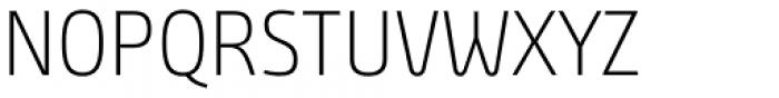 Bunday Clean Light Up Font UPPERCASE