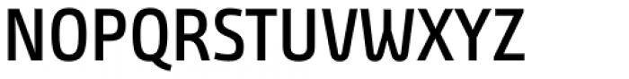 Bunday Clean Semi Bold Up Font UPPERCASE