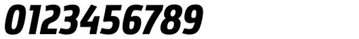 Bunday Sans ExtraBold Up It Font OTHER CHARS