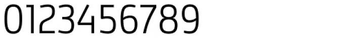 Bunday Sans Semi Light Font OTHER CHARS
