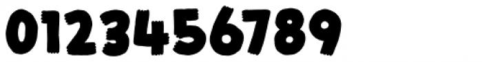 Bungler Regular Font OTHER CHARS
