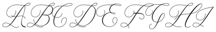 Bunglon Regular Font UPPERCASE