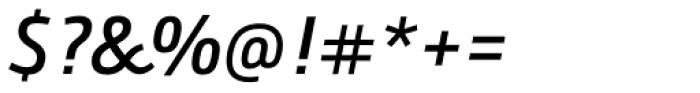 Bunita Swash SemiBold Font OTHER CHARS