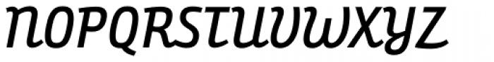 Bunita Swash SemiBold Font UPPERCASE