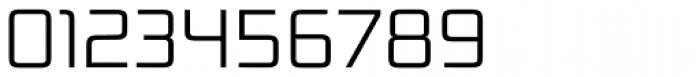 Bunken Tech Sans Pro Light Font OTHER CHARS