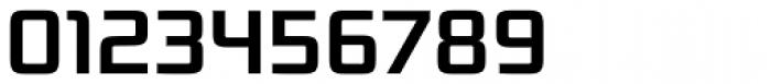 Bunken Tech Sans Pro SemiBold Font OTHER CHARS