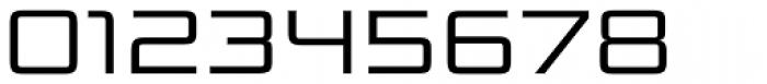 Bunken Tech Sans Pro Wide Book Font OTHER CHARS
