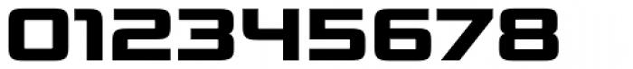 Bunken Tech Sans Pro Wide Ul Bd Font OTHER CHARS