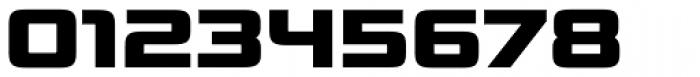 Bunken Tech Sans SC Wide Heavy Font OTHER CHARS