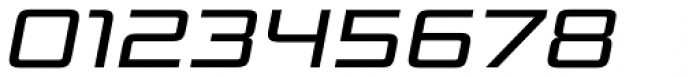 Bunken Tech Sans Std Wide Med It Font OTHER CHARS
