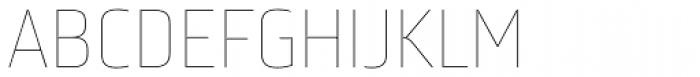 Bunuelo Clean Pro Hair Font UPPERCASE