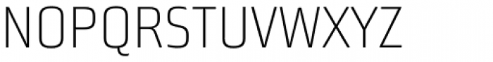 Bunuelo Clean Pro Light Font UPPERCASE