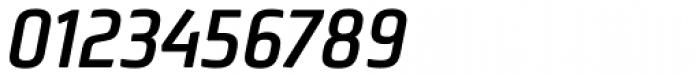 Bunuelo Clean Pro Semi Bold Italic Font OTHER CHARS