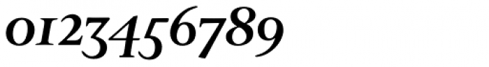 Bunyan Pro Bold Italic Font OTHER CHARS