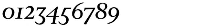 Bunyan Pro Medium Italic Font OTHER CHARS