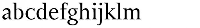 Bunyan Pro Regular Font LOWERCASE