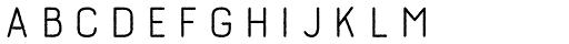 Burford Rustic Line Bold Font LOWERCASE