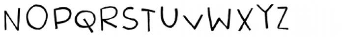 Burgerfrog2 Font LOWERCASE