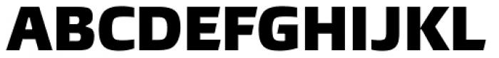 Burlingame Black Font UPPERCASE