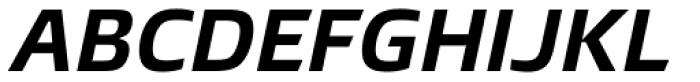 Burlingame Bold Italic Font UPPERCASE