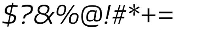 Burlingame Italic Font OTHER CHARS