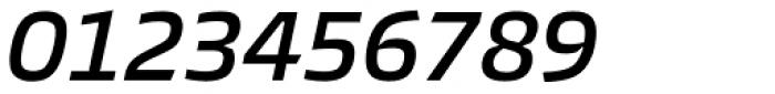 Burlingame SemiBold Italic Font OTHER CHARS