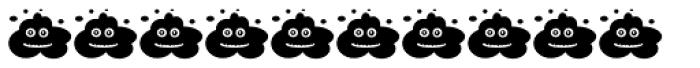 Burobu Burobu Font OTHER CHARS