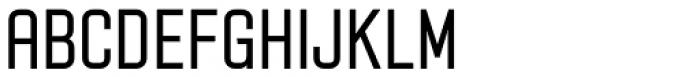 Burpee Light Font UPPERCASE