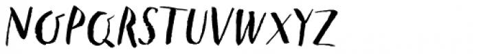 Businessland Font UPPERCASE