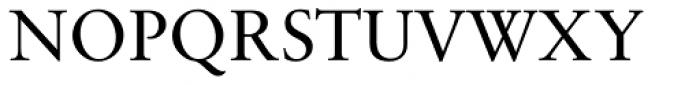 Bustani Font UPPERCASE
