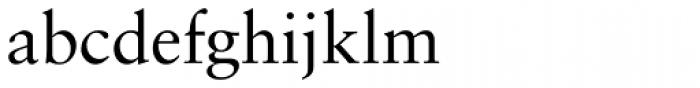 Bustani Font LOWERCASE