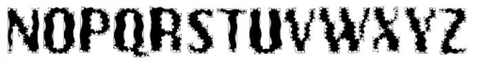 Butt Scratcher Light Font UPPERCASE
