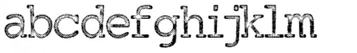Butt Writer Font LOWERCASE