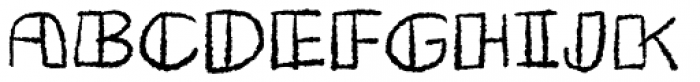 Butterfish Open Font LOWERCASE