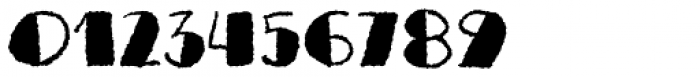 Butterfish Regular Font OTHER CHARS