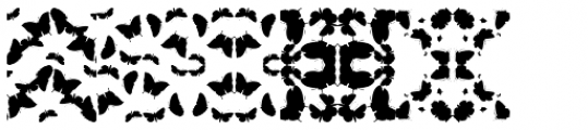 Butterfly Effect Font OTHER CHARS
