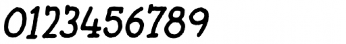 Butterzone Italic Font OTHER CHARS