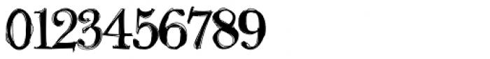 Buttskerville Font OTHER CHARS