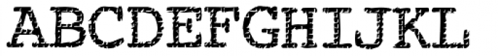 Buttzilla Bold Font UPPERCASE