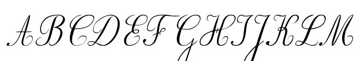BV_Rondes_Ital Font UPPERCASE