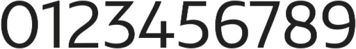 Bw Mitga otf (400) Font OTHER CHARS