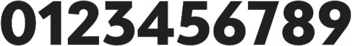 Bw Modelica ExtraBold otf (700) Font OTHER CHARS