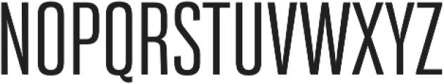 Bw Stretch otf (400) Font UPPERCASE