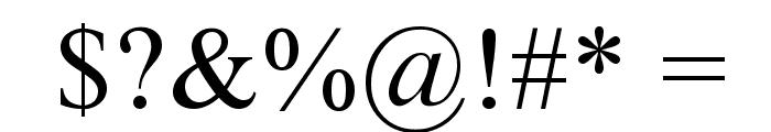Bwtransh Font OTHER CHARS