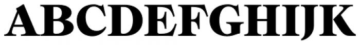 Bw Beto Black Font UPPERCASE