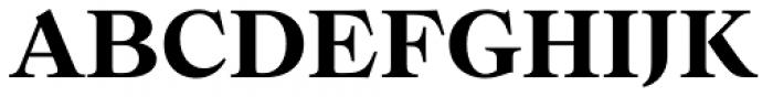 Bw Beto Bold Font UPPERCASE