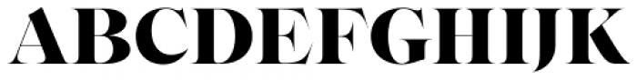 Bw Beto Grande Black Font UPPERCASE