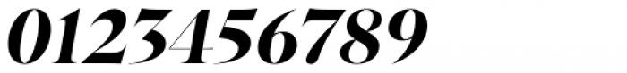 Bw Beto Grande Bold Italic Font OTHER CHARS