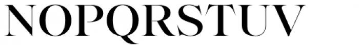 Bw Beto Grande Medium Font UPPERCASE