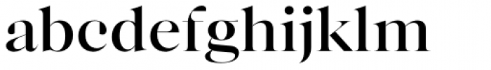 Bw Beto Grande Medium Font LOWERCASE